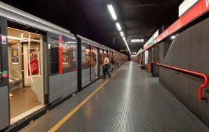 Миланское метро облегчает оплату проезда
