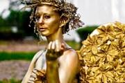 В центре Мадрида запретили «живые статуи»