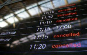 Турбизнес ЕС готовит петицию против забастовок на транспорте