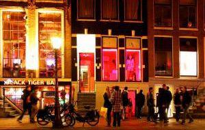 Полиция Амстердама признала свое бессилие перед преступностью