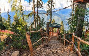 Посещаемость горных курортов Сочи бьёт рекорды