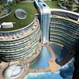 IHG и Shimao Group откроют отель под землей и водой
