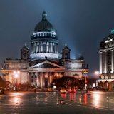 Прогулки по городу. Идолы Санкт-Петербурга