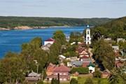 Плёс возглавил рейтинг популярности малых городов России