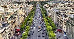 Центр Парижа станет пешеходным на один день каждый месяц