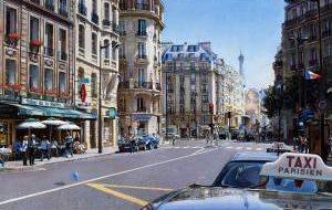 Парижанам могут запретить сдавать жилье туристам в центре