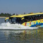 В Москве появятся экскурсионные автобусы-амфибии