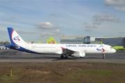 «Уральские авиалинии» будут летать из Москвы в Алма-Ату