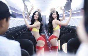 Самые необычные услуги, которые можно получить на борту самолета