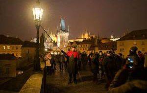 Еще один способ привлечь удачу в Праге. Только в декабре!