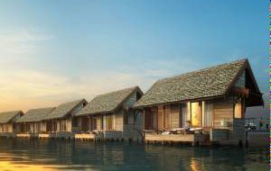Три новых роскошных курорта появятся на Мальдивах в 2019 году
