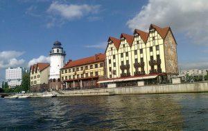 Как попасть в Германию, не выезжая за границу, или путешествие в Калининград