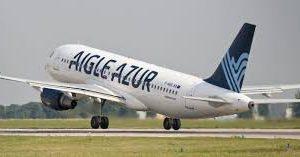 Aigle Azur увеличит число рейсов Париж — Москва