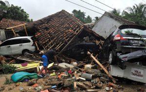 Российские туристы не пострадали в результате цунами в Индонезии
