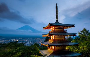 Япония планирует отменить визы для российских туристов