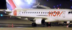 Air France избавляется от брендов Hop! и Joon