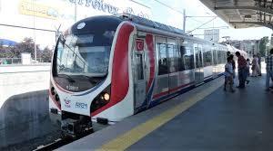 В Стамбуле продлена линия Marmaray, а дальние поезда пошли по тоннелю под Босфором
