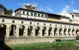 Знаменитый Коридор Вазари во Флоренции снова откроют для туристов