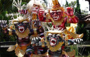 7 марта на Бали не будут работать аэропорты, общественный транспорт и закроются магазины
