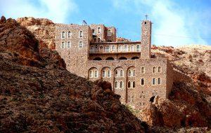 Сирия пытается вернуть туристов, открыв новый турмаршрут