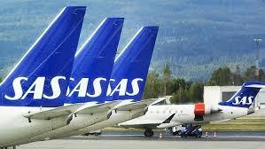 В SAS ожидается забастовка пилотов