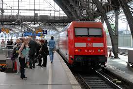 Все магистральные немецкие поезда будут с бесплатным доступом в интернет