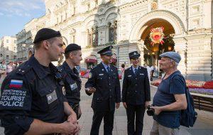 Личная безопасность в Москве и Санкт-Петербурге остаётся под вопросом