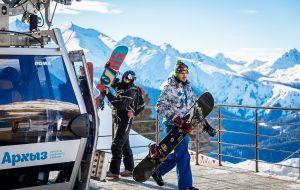 На курортах Северного Кавказа предложили отметить визы для иностранцев, купивших ски-пассы