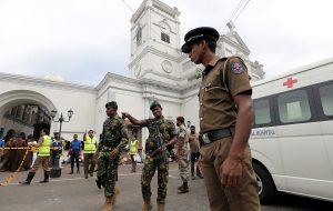 На Шри-Ланке отменили комендантский час