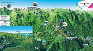 «Роза Хутор» в Сочи открывает летние горные маршруты