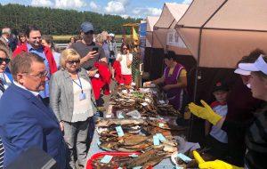 В «Ярославском взморье» прошел День рыбака