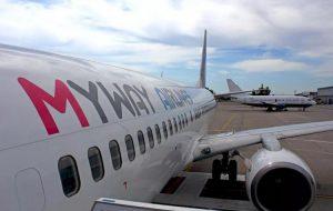 Пассажирская авиакомпания из Грузии нашла еще один способ летать в Россию