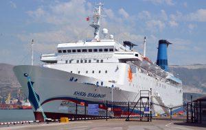 Китайские туроператоры отправятся в круиз по Черному морю