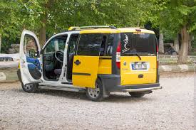 Власти Анталии хотят ввести единый тариф на проезд в такси
