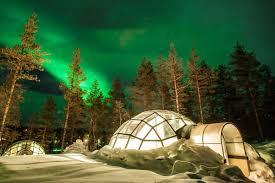 На Северном полюсе появится необычный отель