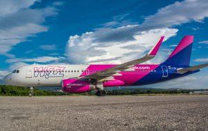 Wizz AIR запускает рейсы в Москву и Питер из Лондона
