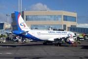 «Уральские авиалинии» будут летать из Москвы в Лондон