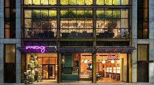 В Нью-Йорке открылся новый отель Moxy