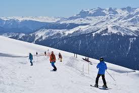 Единый ски-пасс заработает на всех горных курортах Сочи