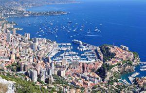 Россияне стали активнее ездить в Монако