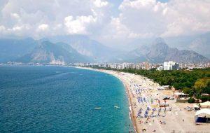 Один из лучших пляжей Антальи может исчезнуть