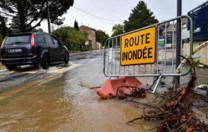 Европа тонет! Наводнение в Ницце, Тулоне, Лигурии и снова в Венеции