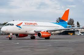 «Азимут» совершил первый рейс в дальнее зарубежье
