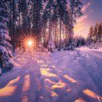 Экотуризм и зимний отдых в Норвегии