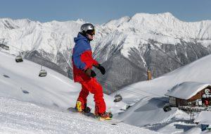 Гости Курорта Красная Поляна смогут приехать в горы на бесплатном трансфере