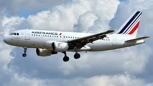 Air France постепенно сокращает число рейсов Париж — Москва