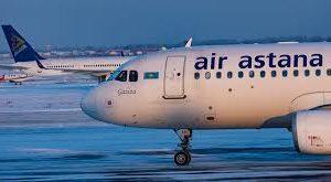 Air Astana изменила маршрут в Дубай