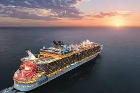 Allure of the Seas станет самым большим круизным лайнером в Европе