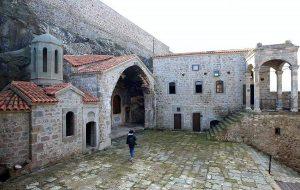 Монастырь Кызлар в Трабзоне откроют для туристов