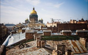 Экскурсии по крышам Петербурга могут легализовать